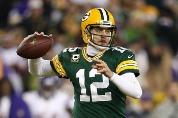 On October 13, the Ravens will take on Aaron Rodgers and the Packers in Baltimore.