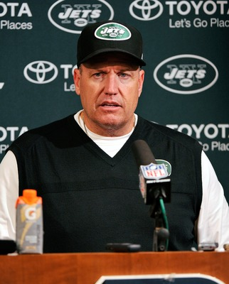 Rex Ryan will travel to Baltimore for the second time in two years on November 24.