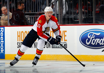 Bjugstad has size, skill and strength.