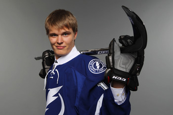 Vladislav Namestnikov is an offensive-center with upside.