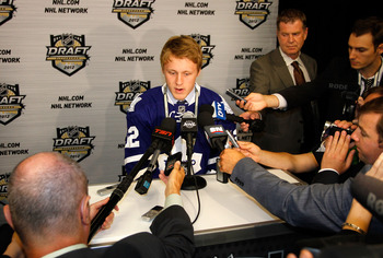 Rielly has a bright future.