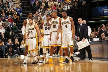 The Indiana Pacers finished 49-32 in the 2012-13 NBA regular season, locking up their first Central Division Championship in almost a decade and the third playoff seed in the Eastern Conference (photo credit: http://blogimages.thescore.com).