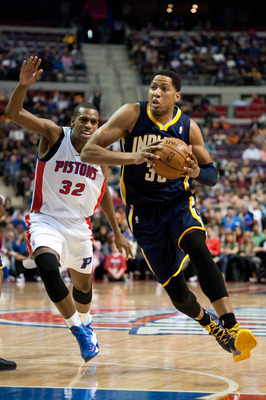 Danny Granger played in only five games in 2012-13 due to a left knee injury.