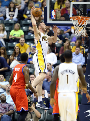 Miles Plumlee saw very limited action in his rookie year.