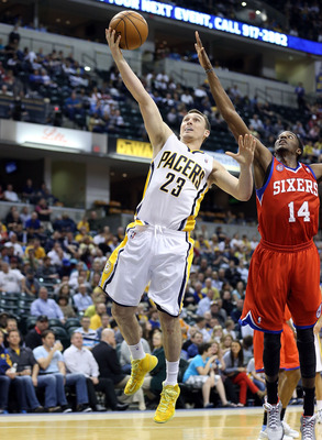 Ben Hansbrough  never really got it going in 2012-13.