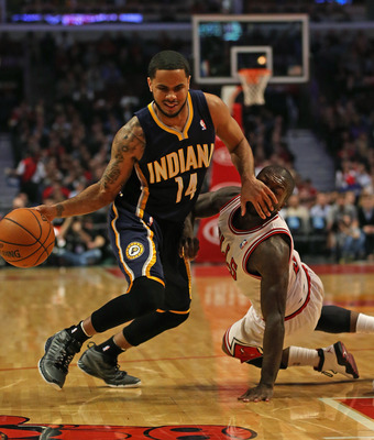 D.J. Augustin was another major disappointment during the regular season.