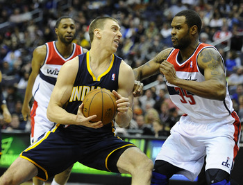 Tyler Hansbrough continues to put up respectable yet unspectacular numbers for the Pacers.