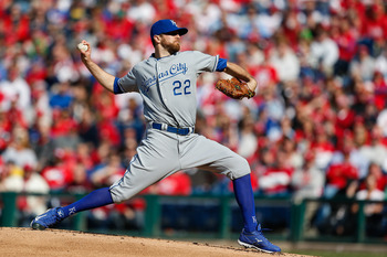 Wade Davis is slated to start in the Royals' first game against Detroit.