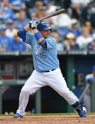Billy Butler is looking to get back into rhythm this week.