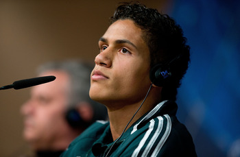 Keeping talents like Varane is needed to keep the league improving