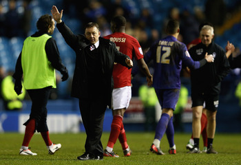 The reappointment of Billy Davies seemed the only sensible option.