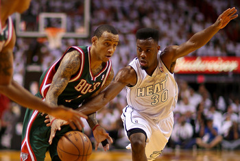 Norris Cole has become a fairly reliable pest.