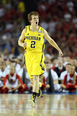 Spike Albrecht's confidence and shooting abilities make him the Wolverines' top reserve.