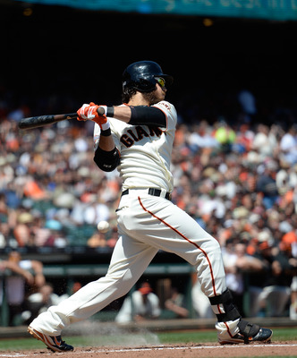 Brandon Crawford is off to a hot start in 2013.
