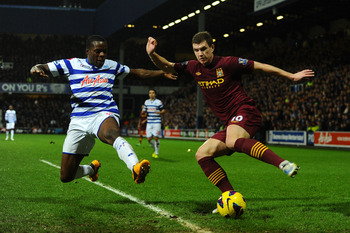 Dropping points to the likes of QPR doomed City's title defense.