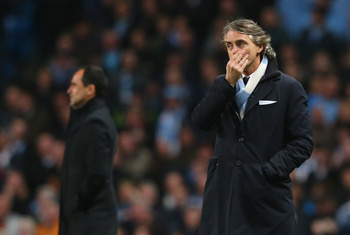 Mancini should not be fearing the sack. It should either happen or not happen. No in-between.