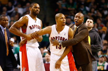 Telfair came to the Raptors mid-season from the Suns.