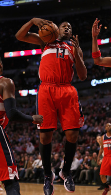 Kevin Seraphin was one of the best surprises for the Wizards this season, as he was able to produce on both offense and defense coming off the bench.
