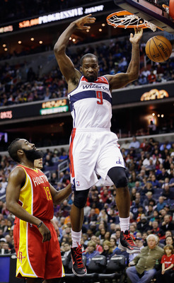 Martell Webster really excelled at small forward this season once John Wall returned to the lineup.