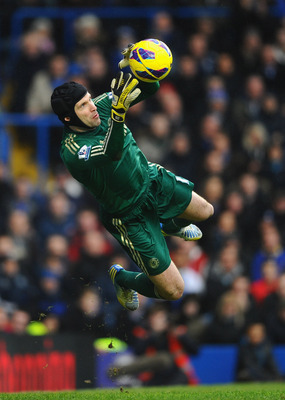 Often overlooked by some, Chelsea's Petr Cech has proven year-in and year-out he is one of the best goalkeepers in the world.