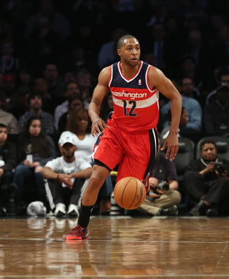 When John Wall missed the first chunk of the season, A.J. Price filled in at point guard for the Wizards but wasn't very impressive.