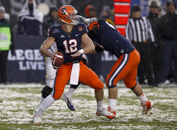 Ryan Nassib could be Buffalo's next gunslinger.