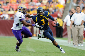 Stedman Bailey was Tavon Austin's partner-in-crime at WVU.