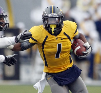 Tavon Austin is considered one of the best WRs in the 2013 class.