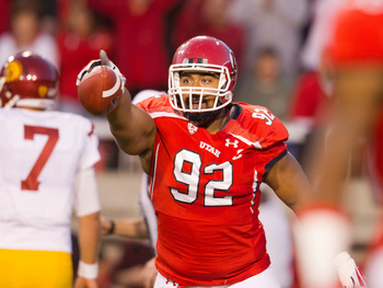 Utah DT Star Lotulelei's versatility makes him the Raiders' top option.