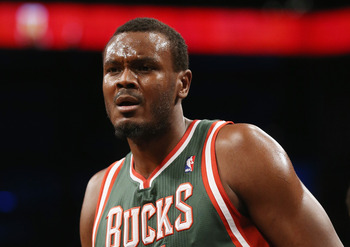 It's hard to believe Dalembert will be back in Milwaukee next season.