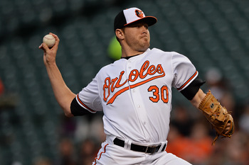Orioles SP Chris Tillman