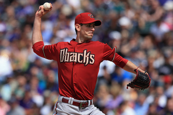 Diamondbacks SP Brandon McCarthy
