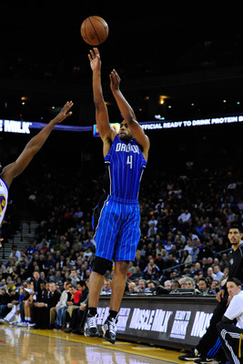 Orlando Magic's Arron Afflalo