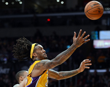 Jordan Hill was after every 50-50 ball when he was healthy.