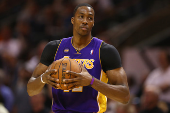 Lakers fans can only hope at this point that Dwight Howard ditches theatrics and decides to remain in Los Angeles.