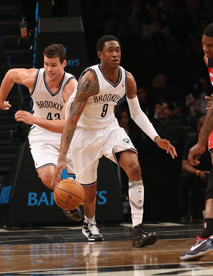 MarShon Brooks showed flashes of offensive brilliance, but was mostly inconsistent in his second NBA season.