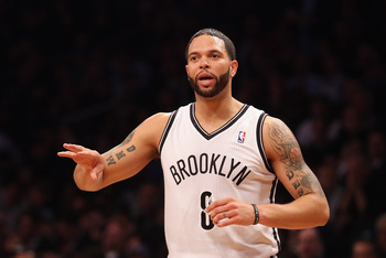 Deron Williams led the Nets to a 49-33 record.