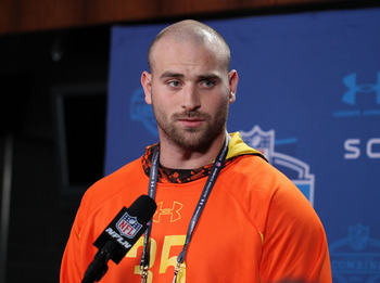 Kyle Long, Oregon