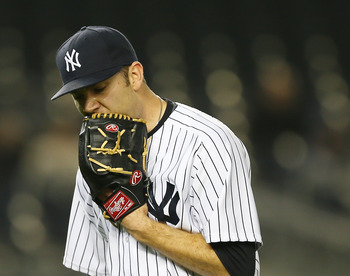 Yankees relievers have underperformed this season.