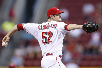 Rookie Tony Cingrani has thrown well in Johnny Cueto's absence.