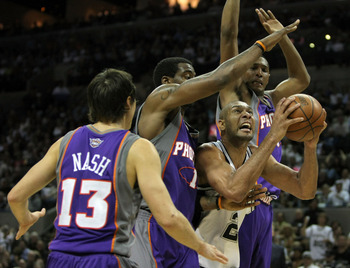The strange enforcement of that rule possibly cost the Suns a series victory.