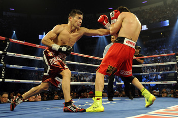Martinez's movement and counterpunching can confound opponents.