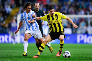 Lewandowski has shown that he is capable of more than just scoring goals.
