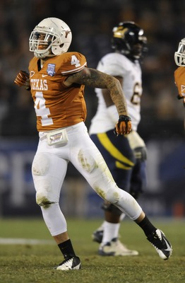 Kenny Vaccaro is a very physical safety.