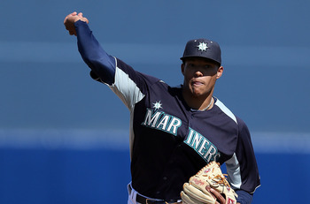 Taijuan Walker's combination of size, stuff and pitchability make him a future ace.
