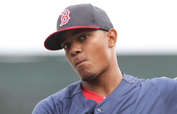 Xander Bogaerts has rare offensive potential for a player who can stay at shortstop.