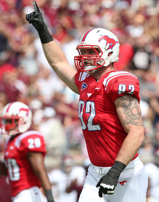 Margus Hunt is the ideal physical specimen the Bengals covet at defensive end.