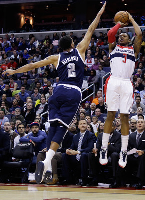 Bradley Beal had one of the most memorable moments of the year for the Wizards, beating the Oklahoma City Thunder on a last-second shot.