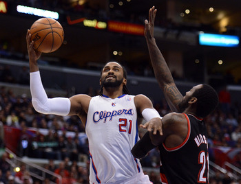 Ronny Turiaf provided good energy for A Tribe Called Bench.