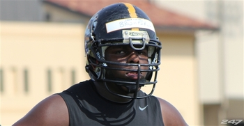 LSU commitment Garrett Brumfield via 247Sports
